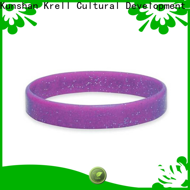 long lasting silicone bracelets directly sale for sports
