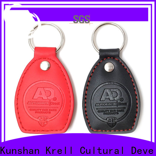 Krell personalized keychains personalized for souvenirs