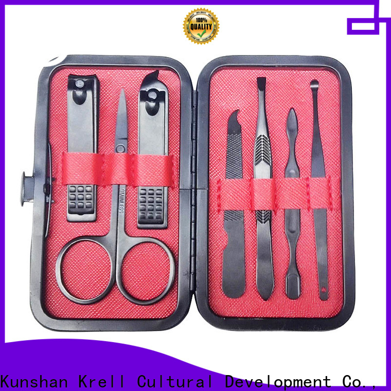 Krell pedicure set from China for present
