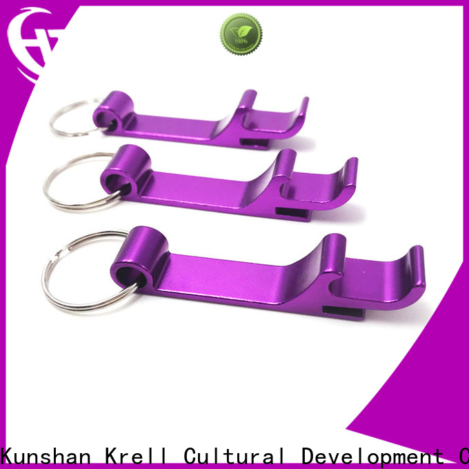 Krell top quality cool bottle openers personalized for business