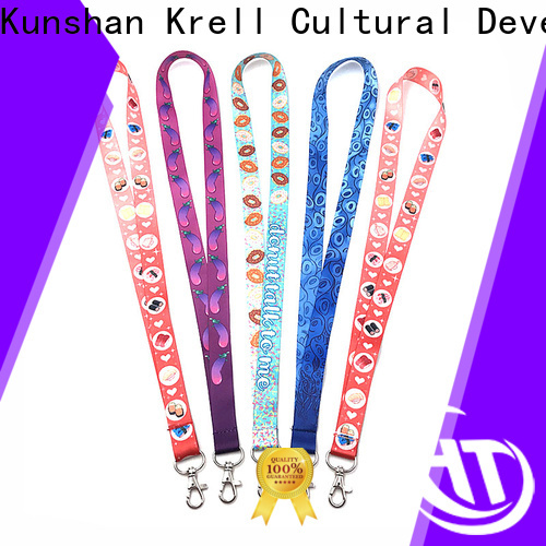 low cost custom lanyard manufacturer for advertising