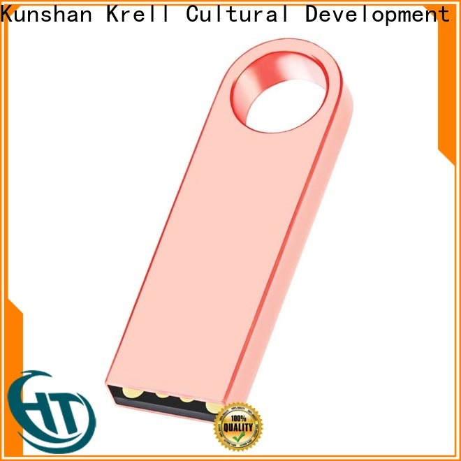 Krell reliable custom usb drives supplier for promotion