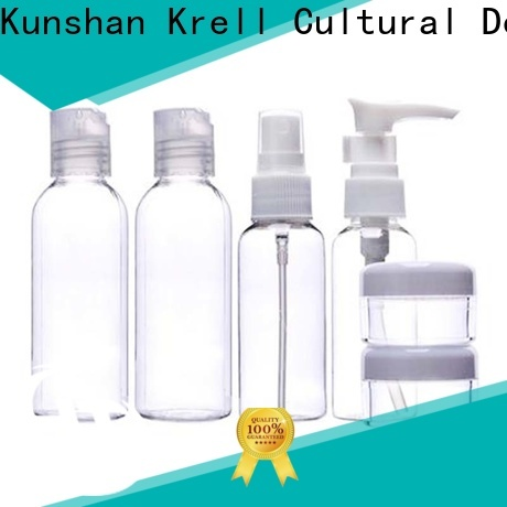 Krell quality perfume atomiser directly sale for travel