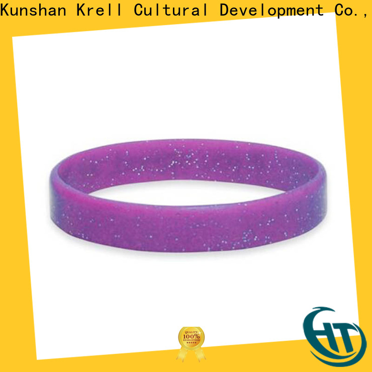 long lasting custom wristbands supplier for sports