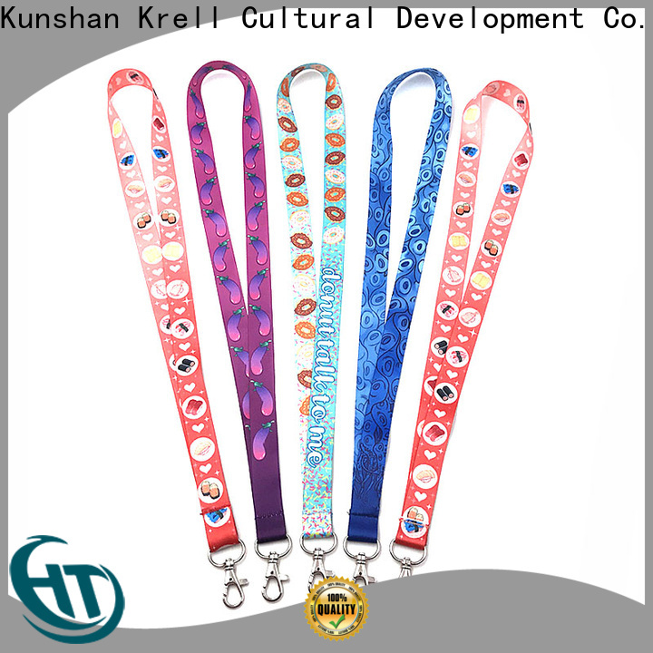 practical custom lanyards on sale for promotion