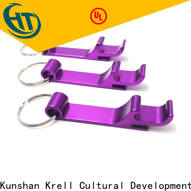 Krell durable custom bottle openers personalized for commercial