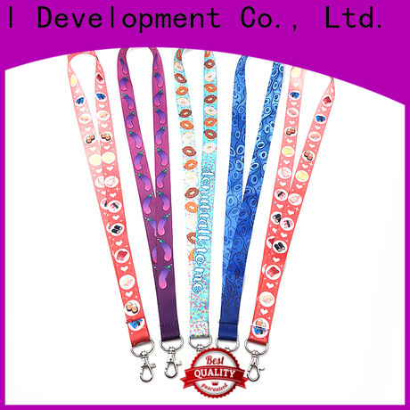 high visibility badge lanyards directly sale for advertising