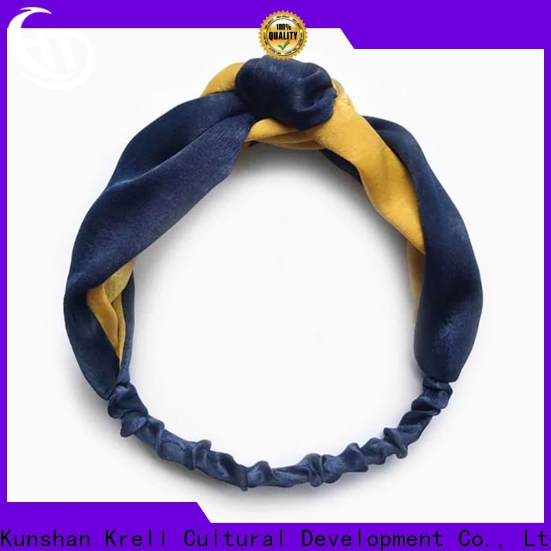 Krell custom sweatbands directly sale for ladies