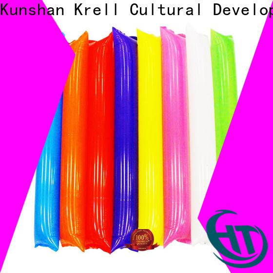 Krell cheer sticks design for festival