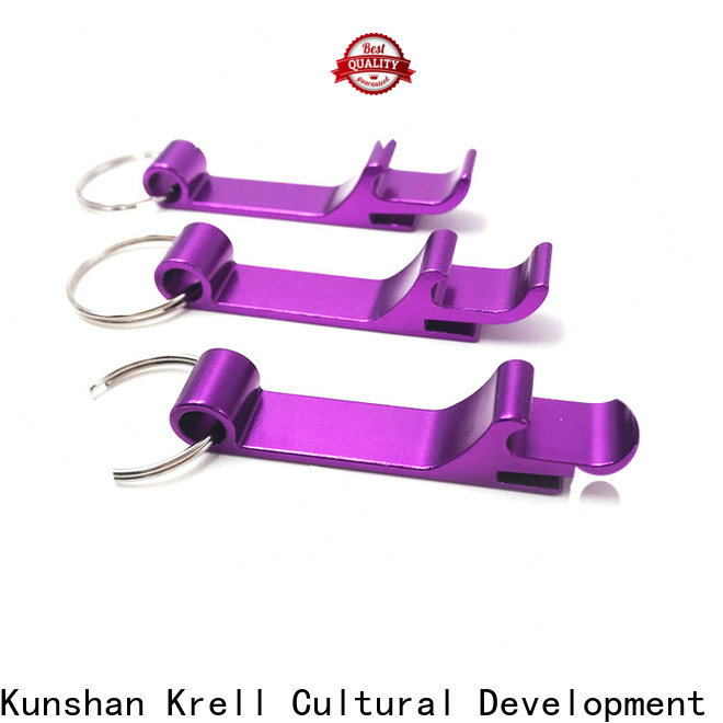 Krell custom bottle openers supplier for advertising