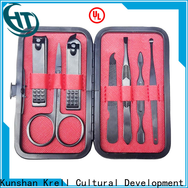 realiable manicure pedicure kit supplier for gifts