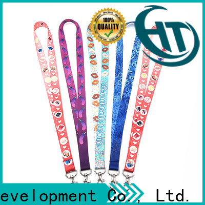 low cost custom lanyard on sale for promotion