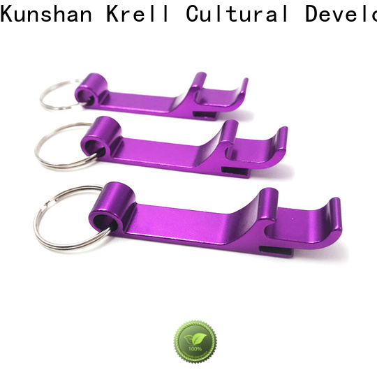 Krell efficient cool bottle openers factory price for promotional