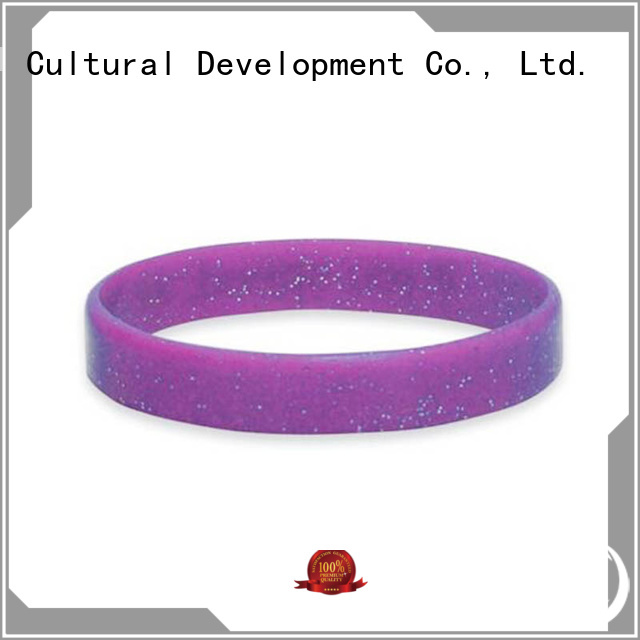 creative silicone bracelets wholesale for daily life