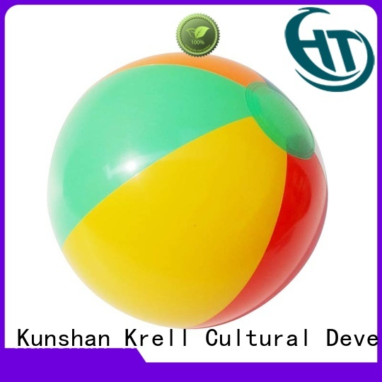unique inflatable beach ball personalized for promotion