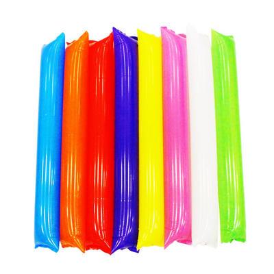 Wholesale High Quality Pe Inflatable Cheering Stick,Bam Bam Sticks,Thunder Sticks With Customized Logo