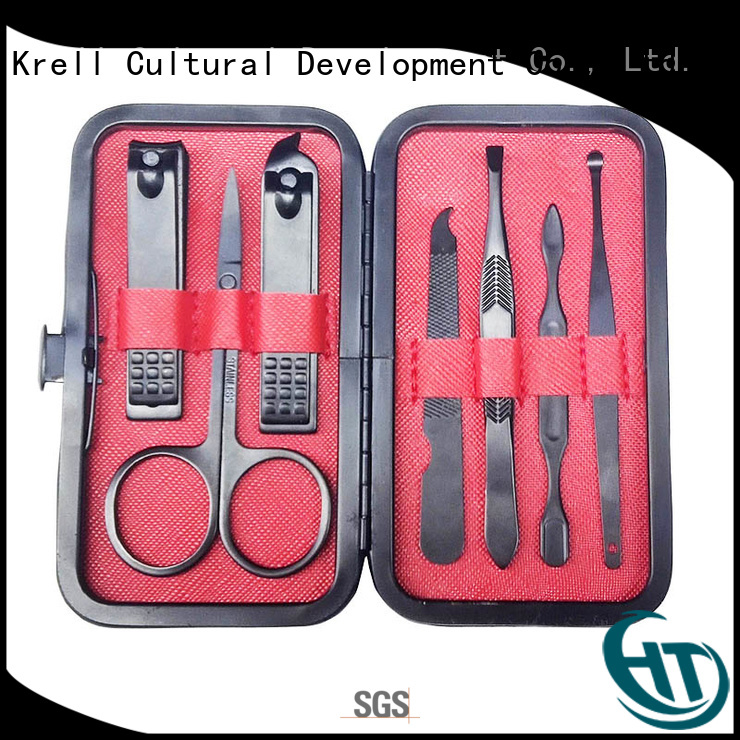 Krell realiable pedicure set supplier for gifts