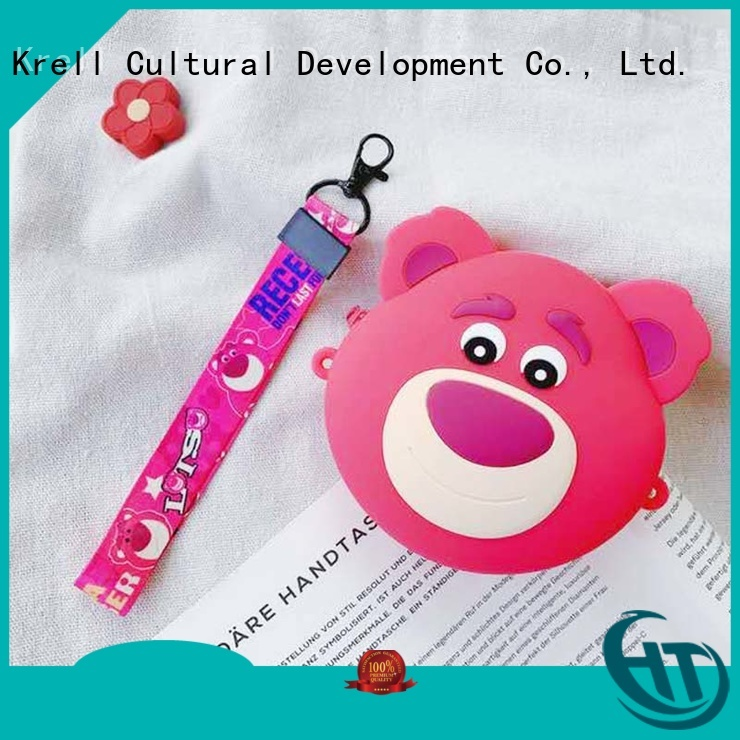 Krell coin purse wholesale for advertising
