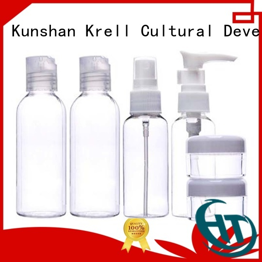 Krell practical empty perfume bottles from China for daily life