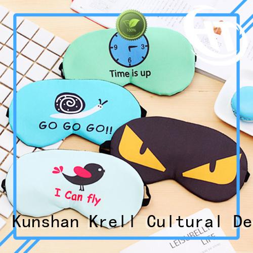 Krell soft best eye mask manufacturer for customers
