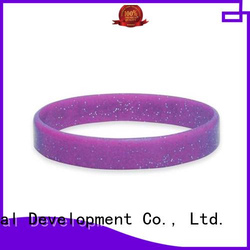 Krell custom wristbands manufacturer for exercise
