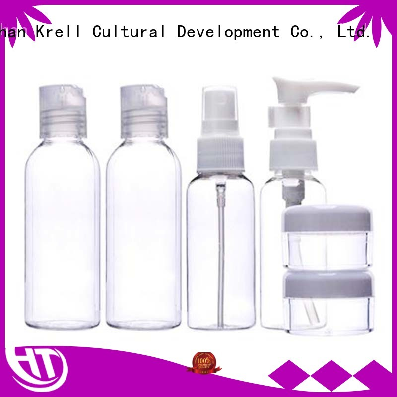 Krell empty perfume bottles from China for daily life