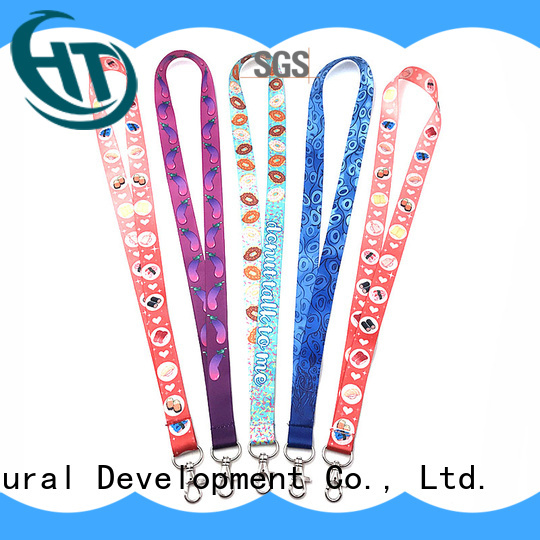practical custom lanyards wholesale for promotion