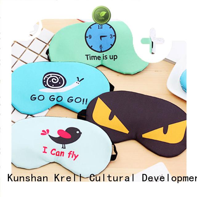 Krell eye mask sleep customized for customers