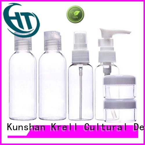 Krell practical refillable perfume bottle manufacturer for travel
