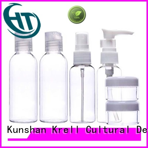 Krell practical refillable perfume bottle manufacturer for travel
