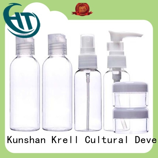 Krell professional refillable perfume bottle from China for daily life