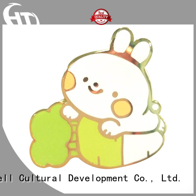 Krell popular custom badges customized for customers