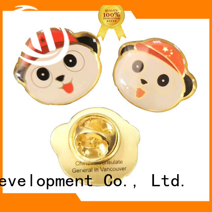 durable enamel pins supplier for family
