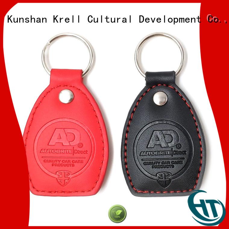 Krell good quality bottle opener keychain design for souvenirs celebration