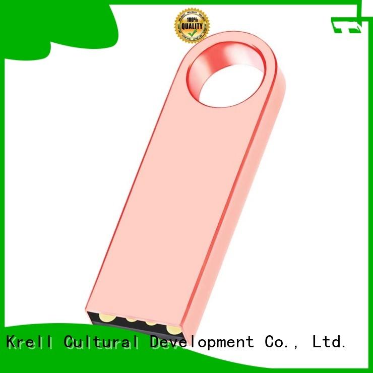 Krell custom usb drives customized for promotion