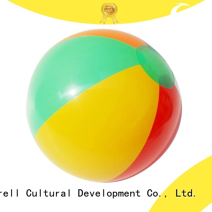 Krell inflatable beach ball wholesale for promotion