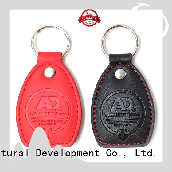 Krell custom keyrings design for tourist attractions