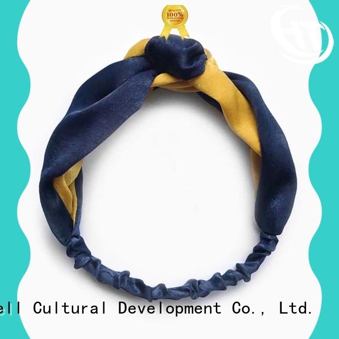 Krell custom headbands factory price for daily life