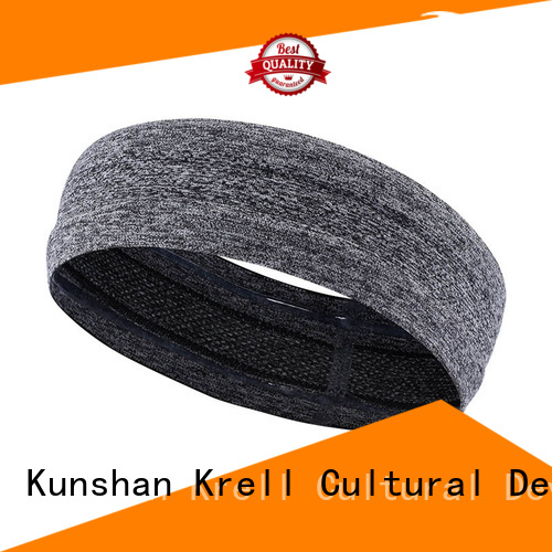 Krell elegant custom sweatbands wholesale for daily life