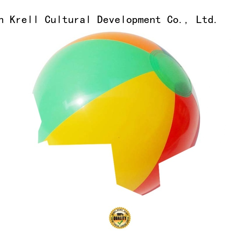 soft inflatable beach ball factory price for gift
