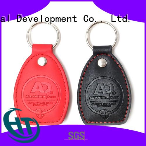 Krell acrylic keychain design for advertising