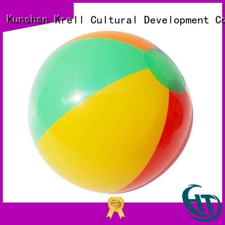 Krell giant beach ball factory price for promotion