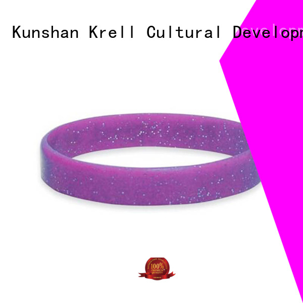 creative custom wristbands manufacturer for campaign