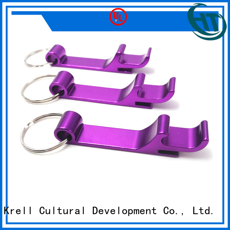 Krell durable wine opener set personalized for advertising