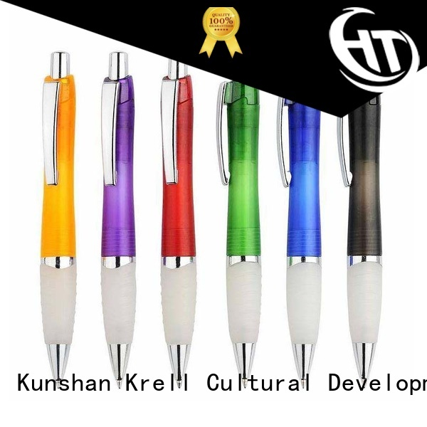 Krell personalized pens customized for business