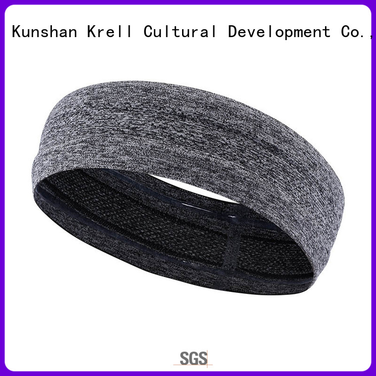 popular custom sweatbands factory price for ladies