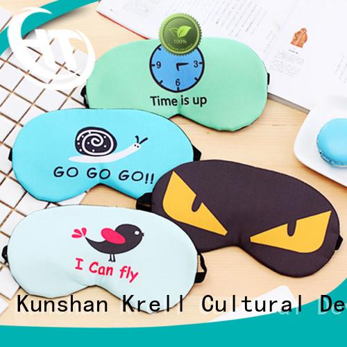 custom personalised eye mask manufacturer for customers