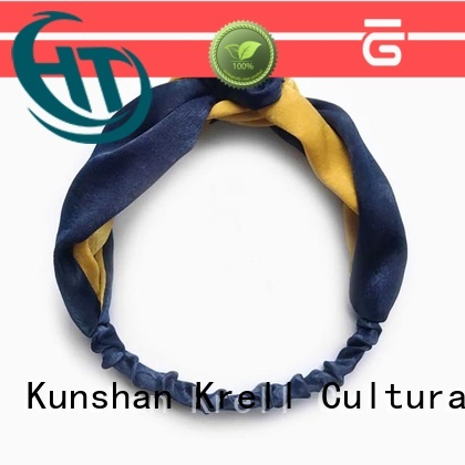 Krell elegant sports headband on sale for girls