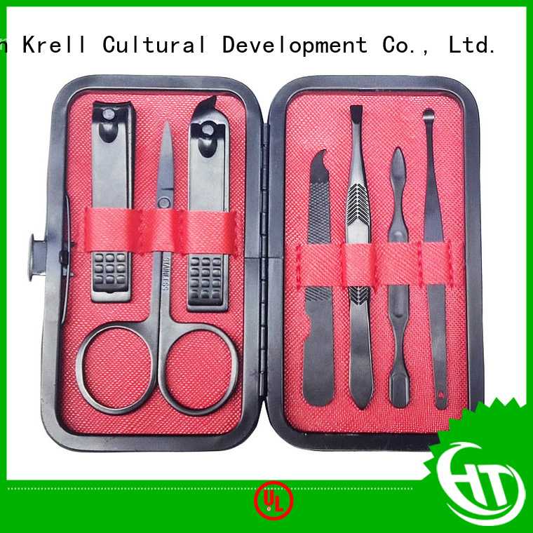 Krell long time pedicure set customized for present