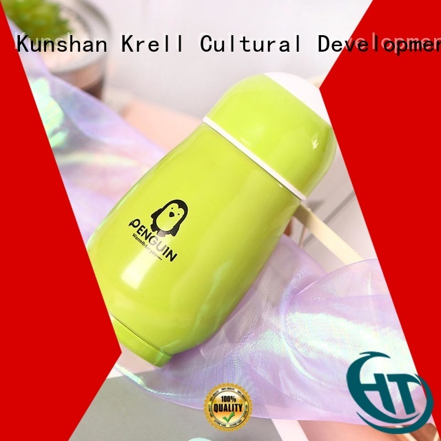 Krell lightweight personalised water bottles personalized for sports